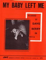 Dave Berry - My Baby Left Me